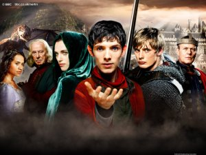 merlin - 4 temporada - bbc - la super chica blog